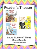 Reader's Theater:  Laura Numeroff Bundle