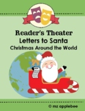 Reader's Theater: Letters to Santa Christmas Around the World