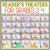 Reader's Theater MEGA Bundle for Grades 2-4