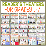 Reader's Theater MEGA Bundle for Grades 5-7