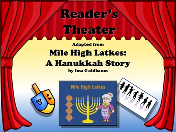 Reader's Theater MILE HIGH LATKES: A HANUKKAH STORY!