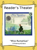 Reader's Theater Miss Rumphius by Barbara Cooney