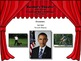 Reader's Theater PRESIDENT BARACK OBAMA 44th US President - Great Nonfiction!