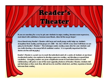 Reader's Theater PRESIDENT CALVIN COOLIDGE 30th US President - Great Nonfiction!