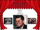 Reader's Theater PRESIDENT JOHN F. KENNEDY 35th US President - Great Nonfiction!