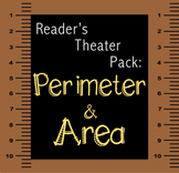 Reader's Theater Pack: Perimeter and Area