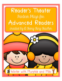 Reader's Theater - Partner Plays for Advanced Readers {Winter with M&M}