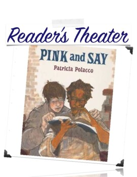 Pink And Say Character Worksheets Teaching Resources Tpt