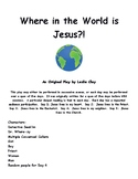 Vacation Bible School Skits/Reader's Theater- Where in the