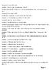 Reader's Theater Script: Chrysanthemum