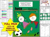 Reader's Theater Script: Force and Motion, Full Pack, Lots