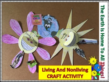 Reader's Theater Script, Living And Nonliving Things, Science Activities