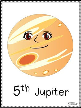 Our Solar System, Science Script And Lots Of Activities, Planets One By One