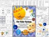 Our Solar System, Science Script And Lots Of Activities, P