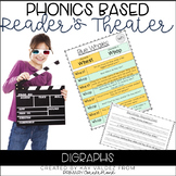 Reader's Theater Script-Phonics Centers-Digraphs-Fluency P