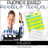 Reader's Theater Script-Phonics Centers-R Blends-Fluency P
