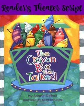 Reader's Theater Script: The Crayon Box that Talked