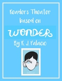 Reader's Theater Script based on Wonder by R.J. Palacio