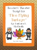 "Reader's Theater Script for ""Five Flying Turkeys"""