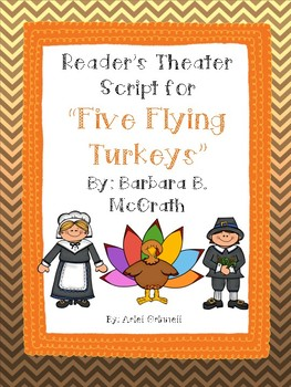 "Reader's Theater Script for ""Five Flying Turkeys"""