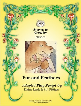 "Reader's Theater Script for ""Fur and Feathers"" Folktale"