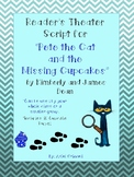 """Reader's Theater Script for """"Pete the Cat and the Missing Cupcakes"""""""