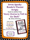 "Reader's Theater Script for Seven ""Scary Stories to Tell i"