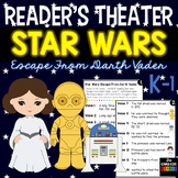 Reader's Theater Star Wars: Escape from Darth Vader, Reading Comprehension