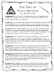 """Reader's Theater Script for Two Stories from the """"Tales of Beedle the Bard"""""""