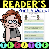 Reader's Theatre Scripts Fairy Tales Includes Comprehensio