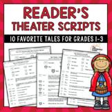 Reader's Theater Scripts - Familiar Tales for Grades 1-3