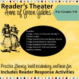 Reader's Theater Scripts for Middle School: Anne of Green Gables