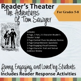 Reader's Theater Scripts for Middle School: Tom Sawyer