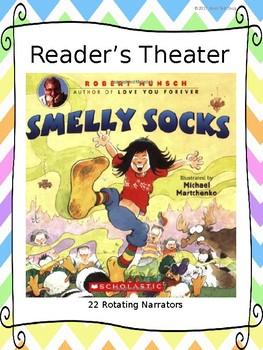 """Reader's Theater: """"Smelly Socks"""" by Robert Munsch"""