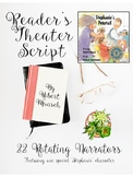 Reader's Theater:  Stephanie's Ponytail by Robert Munsch