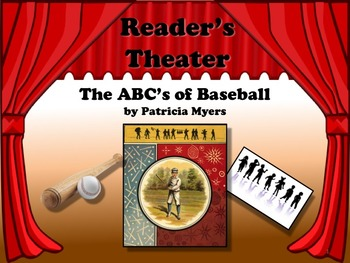 Reader's Theater - THE ABC's OF BASEBALL - Great Vocabular
