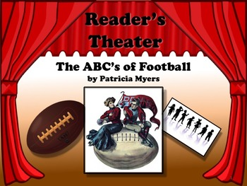 Reader's Theater - THE ABC's OF FOOTBALL - Great Football Vocabulary!