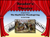 Reader's Theater THE MAYFLOWER THANKSGIVING - Great Histor