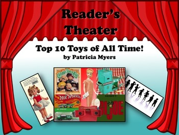 Reader's Theater - THE TOP 10 TOYS OF ALL TIME - Great Non