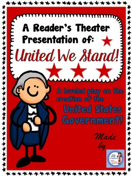 Reader's Theater: The Constitution-United We Stand! (level
