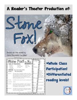 Reader's Theater: Stone Fox (differentiated script!)