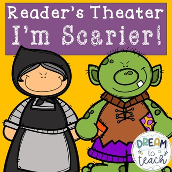 Reader's Theater - The Ogre & The Witch with Comprehension Questions
