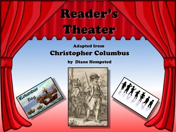 Reader's Theater The Story of Christopher Columbus - Great