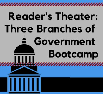 Reader's Theater: Three Branches of Government Bootcamp