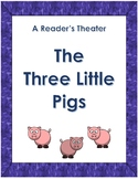 Reader's Theater - Three Little Pigs