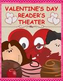 Valentine's Day Reader's Theater (3 Scripts)
