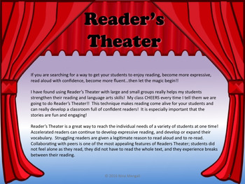 Reader's Theater WILSON BENTLEY: THE SNOWFLAKE MAN Great Historical Non-Fiction!