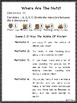Reader's Theater Script, Winter And Squirrels 1st Scene FR