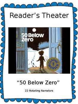 Reader's Theater for 50 Below Zero by Robert Munsch