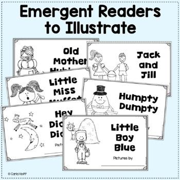 Reader's Theater for Beginning Readers - Nursery Rhymes